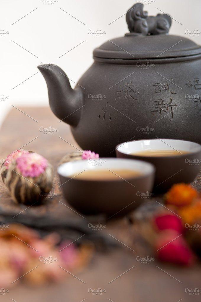 Chinese style herbal floral tea 018.jpg - Food & Drink