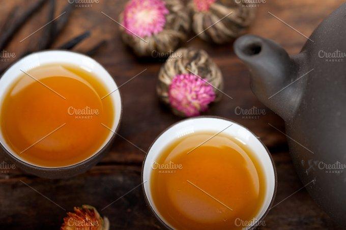 Chinese style herbal floral tea 023.jpg - Food & Drink