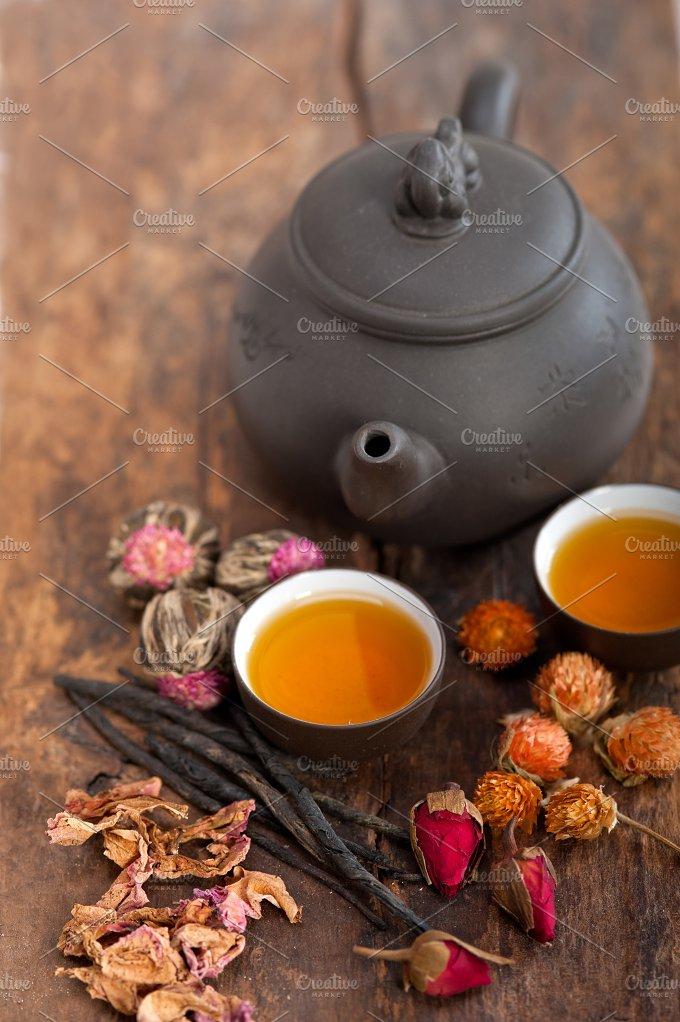 Chinese style herbal floral tea 029.jpg - Food & Drink