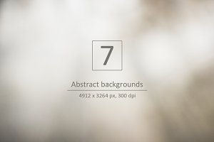 Abstract backgrounds - Nature colors