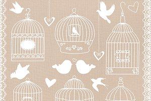 Birdcage Clip Art Clipart