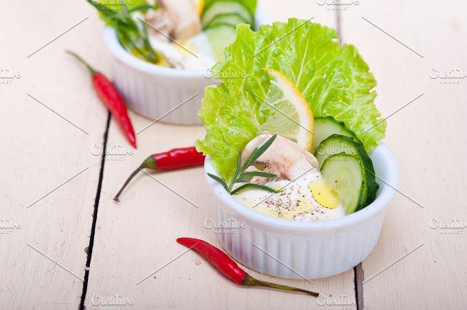 fresh garlic cheese dip 007.jpg - Food & Drink