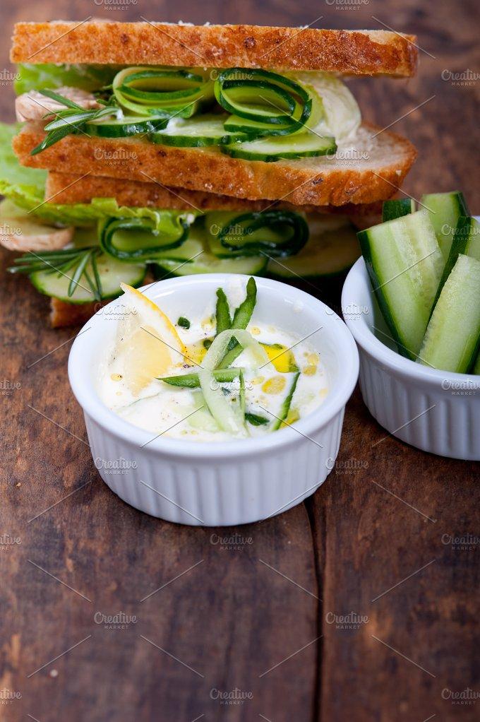 fresh garlic cheese dip 050.jpg - Food & Drink