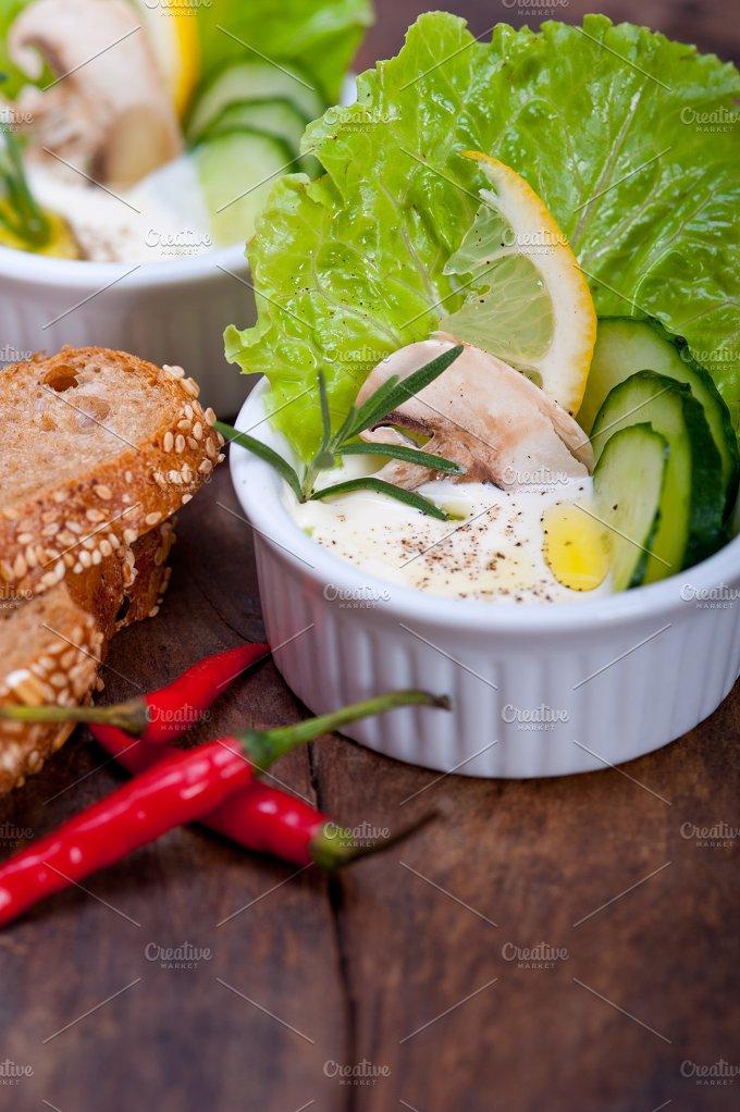 fresh garlic cheese dip 021.jpg - Food & Drink