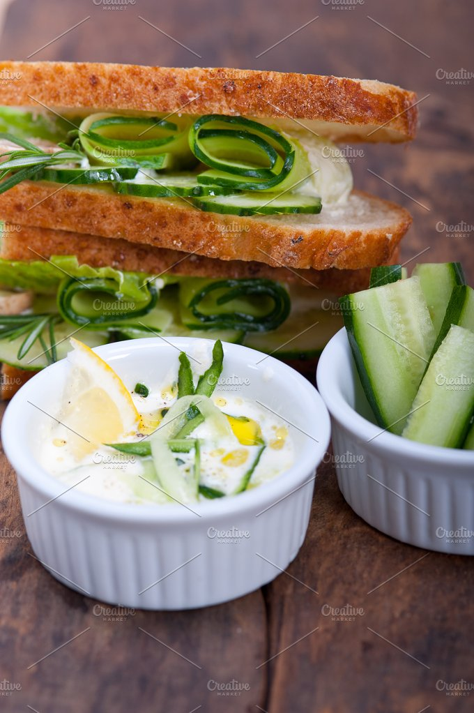 fresh garlic cheese dip 040.jpg - Food & Drink