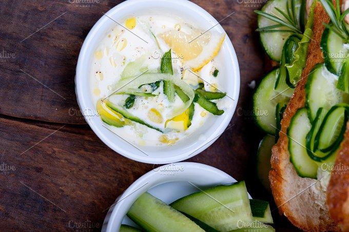 fresh garlic cheese dip 044.jpg - Food & Drink