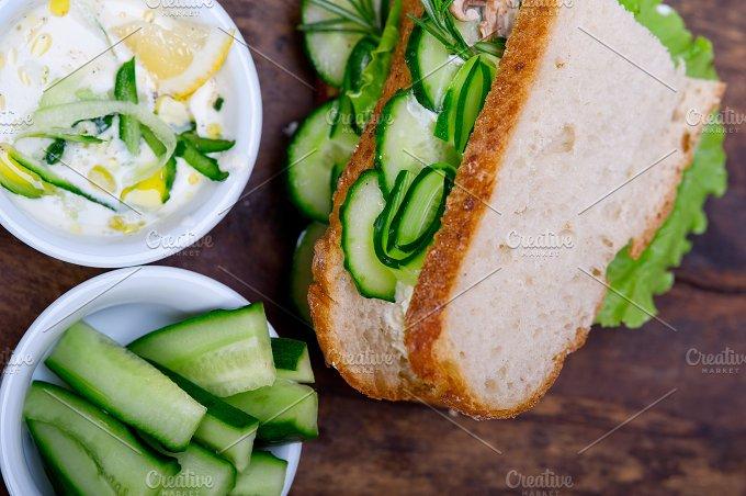 fresh garlic cheese dip 046.jpg - Food & Drink