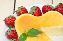 heart shape cheesecake and strawberries 047.jpg