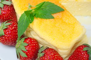 heart shape cheesecake and strawberries 048.jpg