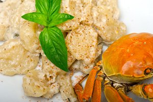 Italian crab and basil gnocchi 008.jpg
