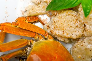 Italian crab and basil gnocchi 007.jpg