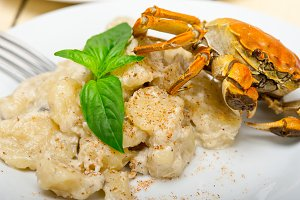 Italian crab and basil gnocchi 009.jpg