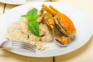 Italian crab and basil gnocchi 015.jpg