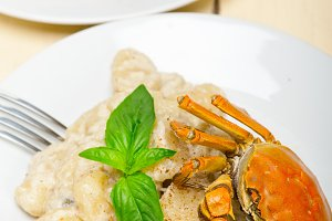 Italian crab and basil gnocchi 012.jpg