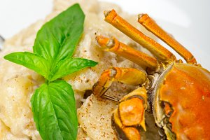 Italian crab and basil gnocchi 013.jpg