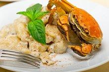 Italian crab and basil gnocchi 014.jpg