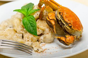 Italian crab and basil gnocchi 014.jpg