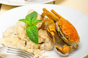 Italian crab and basil gnocchi 018.jpg