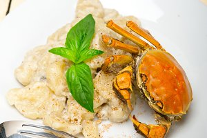 Italian crab and basil gnocchi 019.jpg