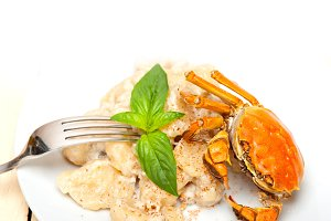 Italian crab and basil gnocchi 021.jpg