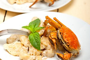 Italian crab and basil gnocchi 024.jpg