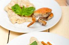 Italian crab and basil gnocchi 025.jpg