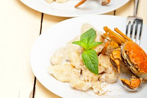 Italian crab and basil gnocchi 027.jpg