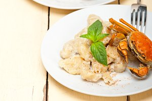 Italian crab and basil gnocchi 028.jpg