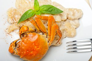 Italian crab and basil gnocchi 032.jpg