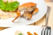 Italian crab and basil gnocchi 031.jpg