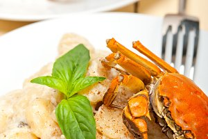 Italian crab and basil gnocchi 031.jpg