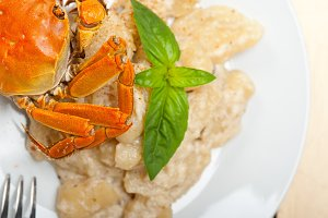 Italian crab and basil gnocchi 033.jpg