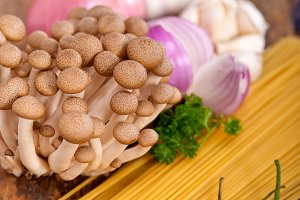 Italian pasta and mushrooms sauce ingredients 013.jpg