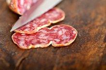 Italian salame pressato slicing 011.jpg