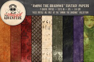 Among The Shadows Fantasy Papers