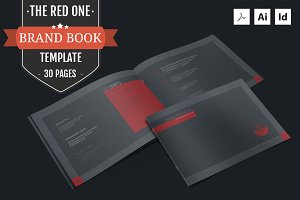 The Red One – Brand Manual Template