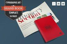 Typographic Art-Brand Guidelines