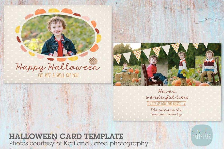 AH010 Halloween Card