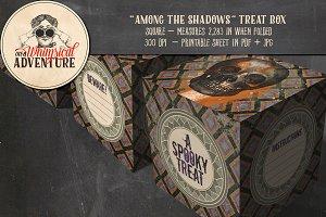Among The Shadows Treat Box