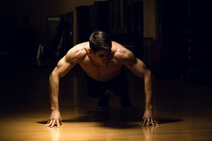 exercises - pushups