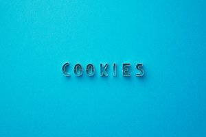 Cookies word