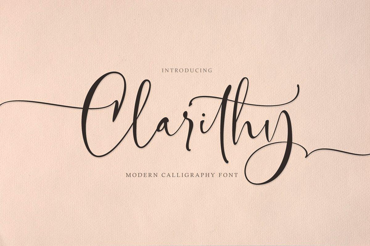 Clarithy