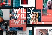WILLY - Urban Design Powerpoint