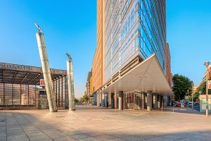 Berlin, Germany, Potsdamer platz