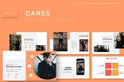 Dares - Powerpoint Template
