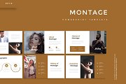 Montage - Powerpoint Template