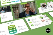 Stoff - Powerpoint Template