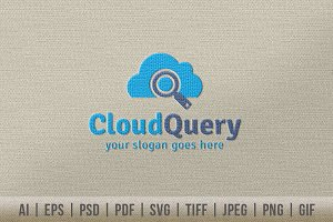 Cloud Query Logo