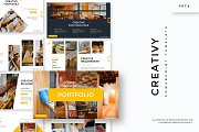 Creativy - Powerpoint Template
