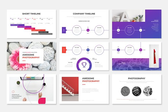 Project Proposal PowerPoint Template in PowerPoint Templates - product preview 3